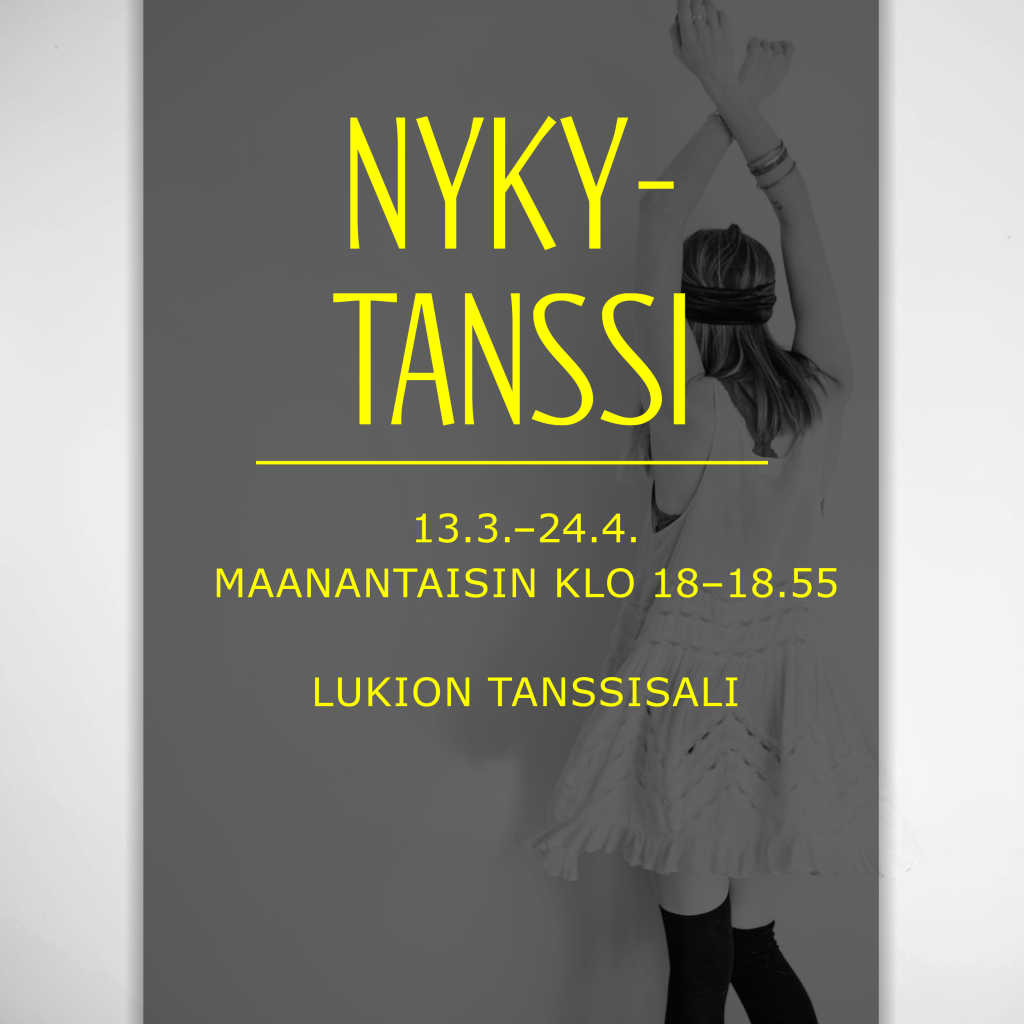 NYT-Nykytanssi